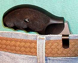 No Holster required